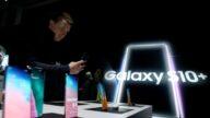 Galaxy S10 和Note 10指纹辨识相继出错  三星头大了