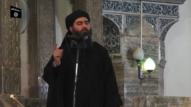 【直播回放】美军击毙IS首领巴格达迪 川普发表重大声明