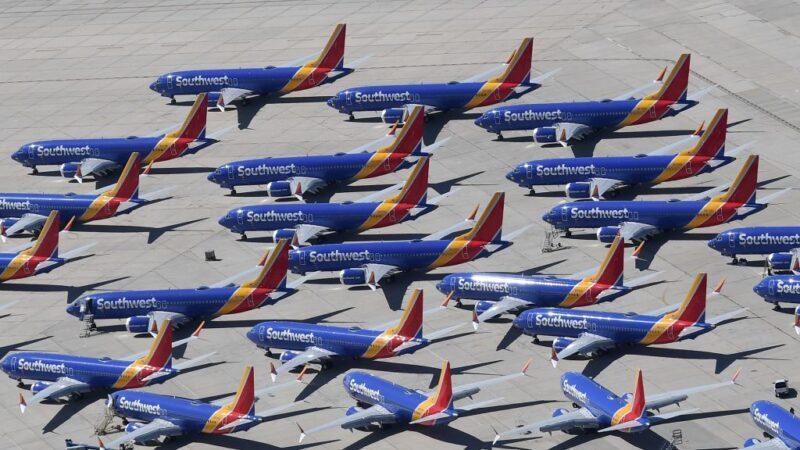 西南航空飛行員控告波音 蓄意誤導737 MAX資訊