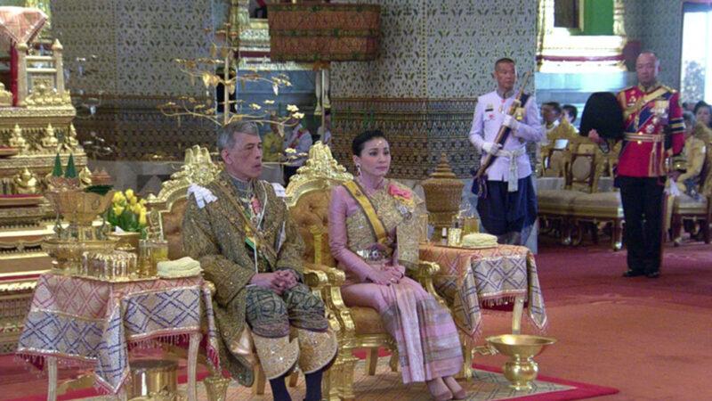 泰王室宮鬥 妃欲取代后 入宮86天被廢