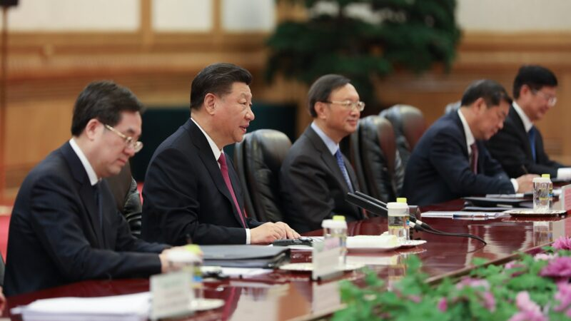 香港牵动北京政局 习近平或有大麻烦