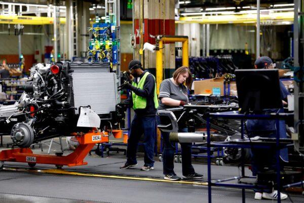 通用汽車罷工衝擊 美製造業PMI創十年新低