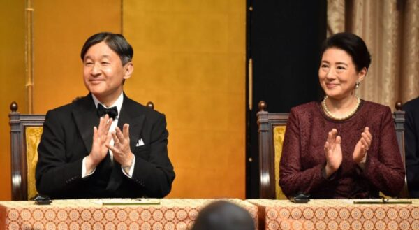 日本德仁國王即位典禮 190國2千多嘉賓出席