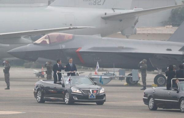 疑不滿韓國大秀F-35A戰機 朝鮮今晨再射飛彈