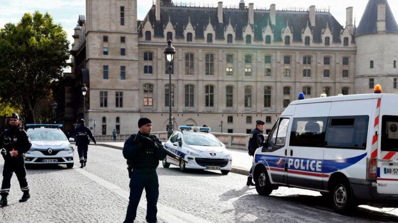 巴黎警署首見兇殺案 情報部人員殺傷同事釀4死1傷