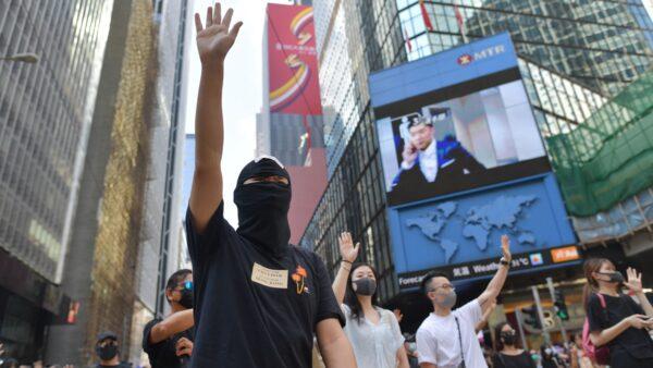【世界的十字路口】「禁蒙面法」是激將法陷阱?中共港府飲鴆止渴?香港10項未來局勢預測
