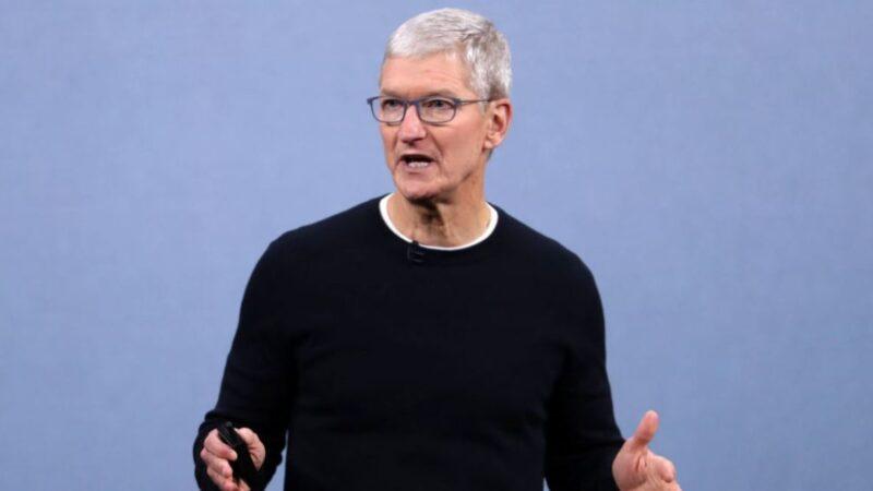 移除香港地图App后 苹果总裁访北京谈扩大投资