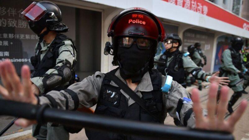 種族滅絕10個階段 香港已到第8步?