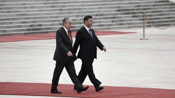 經濟陷困境 哈國新總統下令調查一帶一路項目