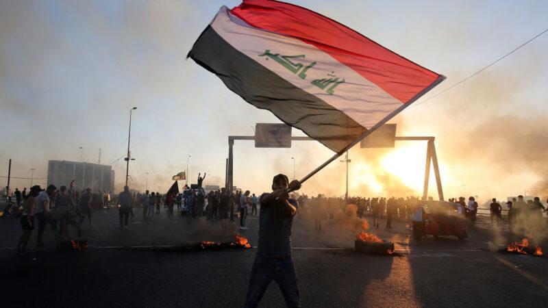 伊拉克陷大規模示威 5天近百死4000傷