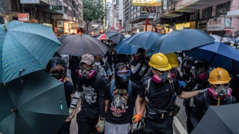 港人揭港警暴行:4警輪姦女國中生 男生也被性侵