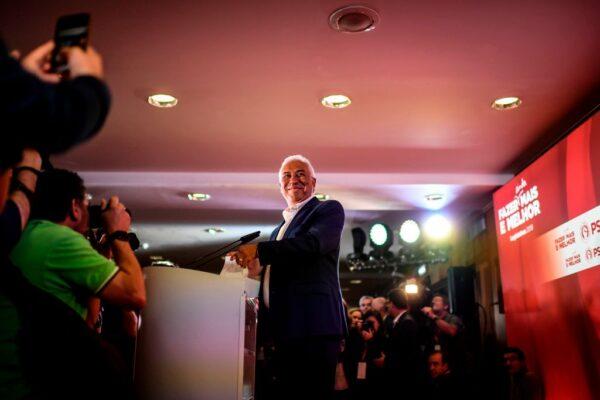 葡萄牙大選 社會黨贏連任 尋組聯合政府