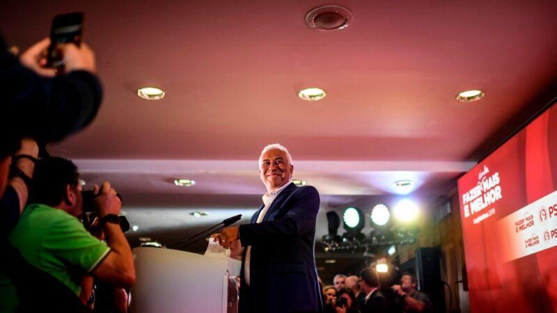 葡萄牙大选 社会党赢连任 寻组联合政府