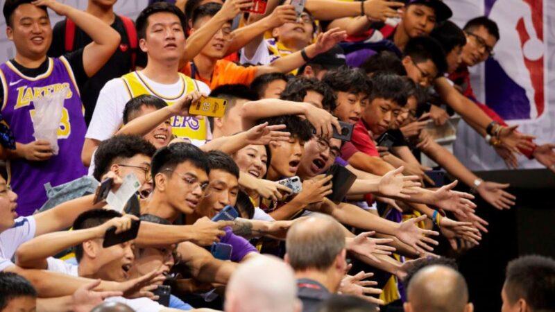 NBA引發中國「分裂」 球迷怒嗆小粉紅:支持上海獨立!