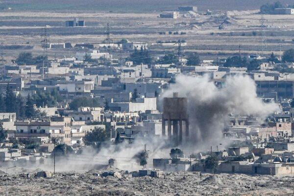 土耳其掌控2座叙北要塞 库叙协议联手抗衡