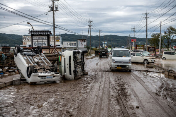 海貝思重創日本 如海嘯過境 已釀66死212傷
