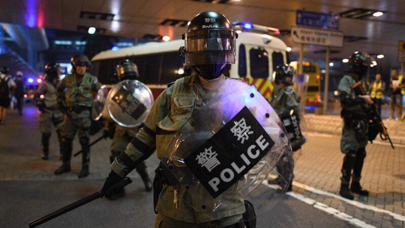 林保华:红色恐怖笼罩香港