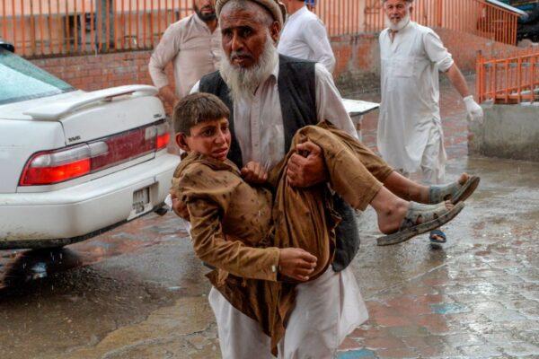 迫击炮攻击?阿富汗清真寺酿62死至少33人伤