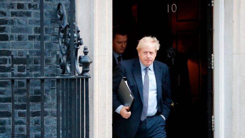 致函欧盟延后脱欧 英相约翰逊未署名