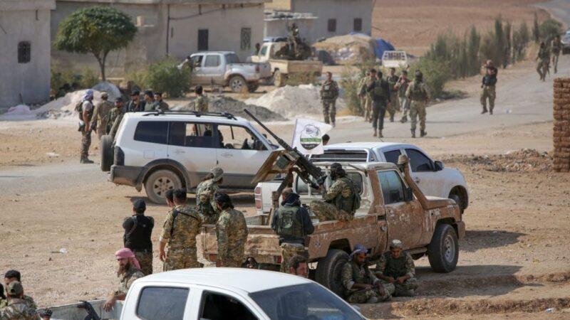 庫德族民兵撤30公里 土耳其不再發新軍事行動