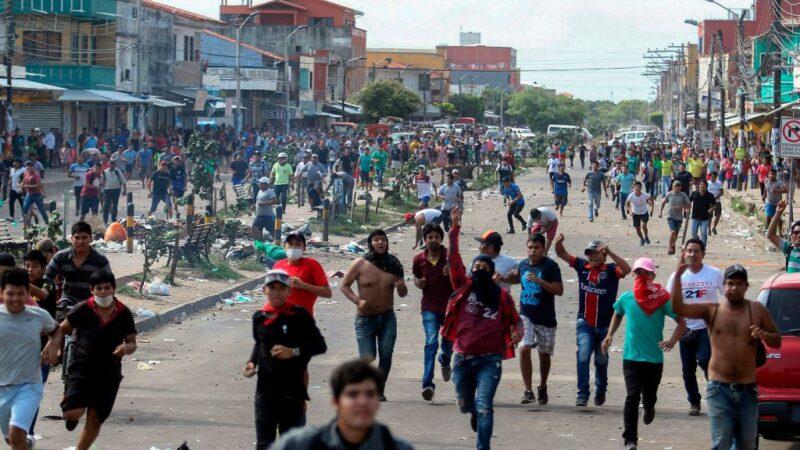 遭指控选举舞弊 玻利维亚总统确认连任成功