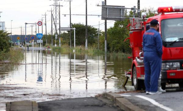 日大雨河川氾濫釀9死 29日恐再降雨