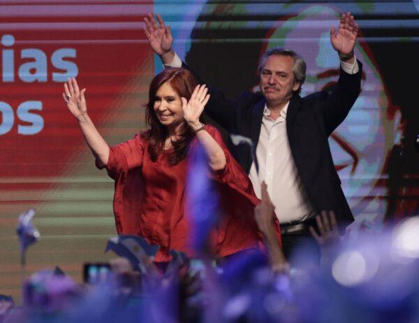 阿根廷总统大选 反对党候选人艾柏托笃定当选