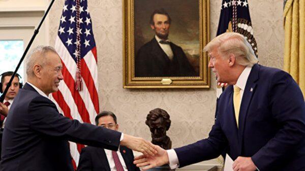 石濤:中美不同調 貿易「初步協議」仍卡關