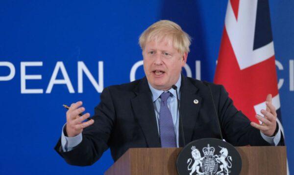 歐盟與英政府達成脫歐新協議 北愛及工黨均反對