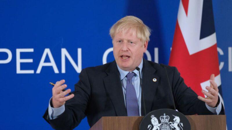 欧盟与英政府达成脱欧新协议 北爱及工党均反对