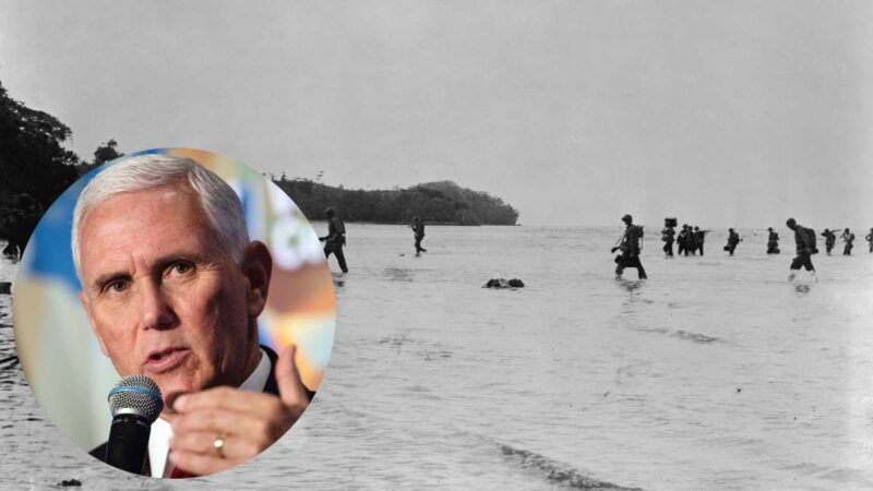 彭斯批一带一路军事企图 所罗门同日叫停中资租岛