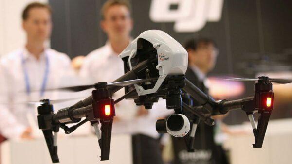 科技冷战升级 美内政部停飞所有非急用中制无人机