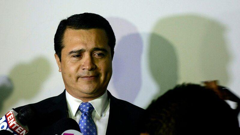 美检:洪都拉斯总统包庇胞弟 收受大毒枭贿款