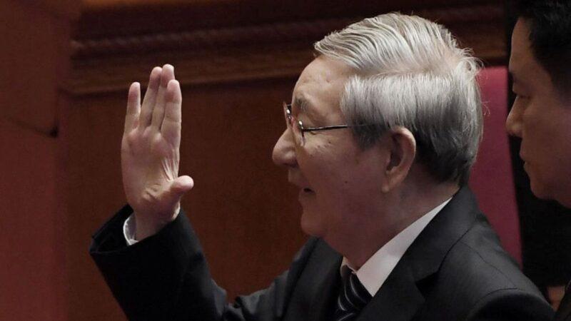朱镕基中共罪人论热传 中南海权斗开辟新战线?