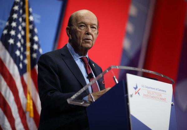 美商務部長:港警開槍屬重大人道事件 或影響美中貿易談判