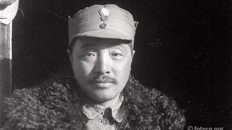 毛左怒骂央视造假 传是中共元帅贺龙之女