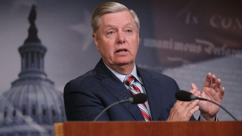 参院共和党人拟联名致函众院 宣布川普通话不构成弹劾罪行