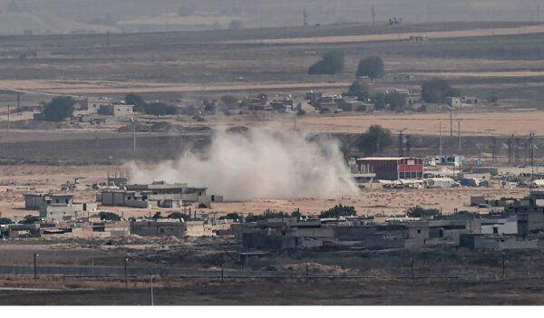 跨境進攻庫德族民兵 川普授權制裁土耳其