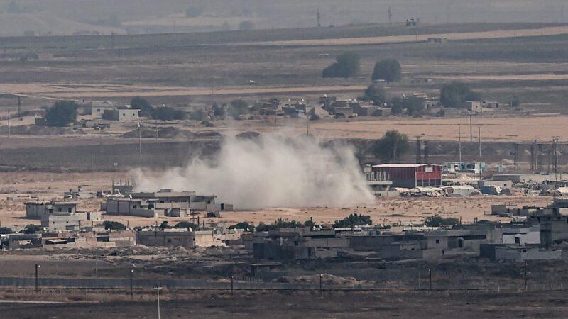 跨境进攻库德族民兵 川普授权制裁土耳其