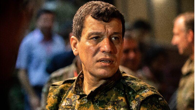叙利亚北部实现停火 库尔德军事领导人感谢川普