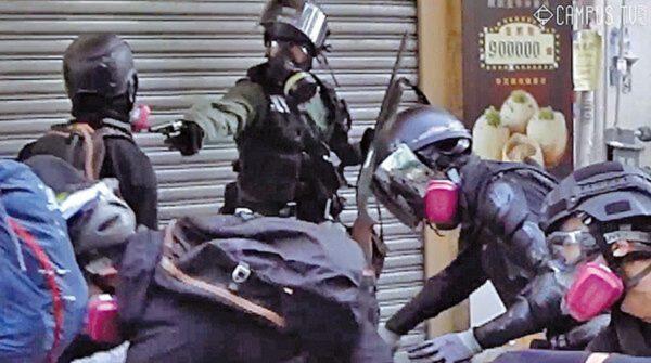 吳廣明:公然「砌生豬肉」 必須解散無恥警隊