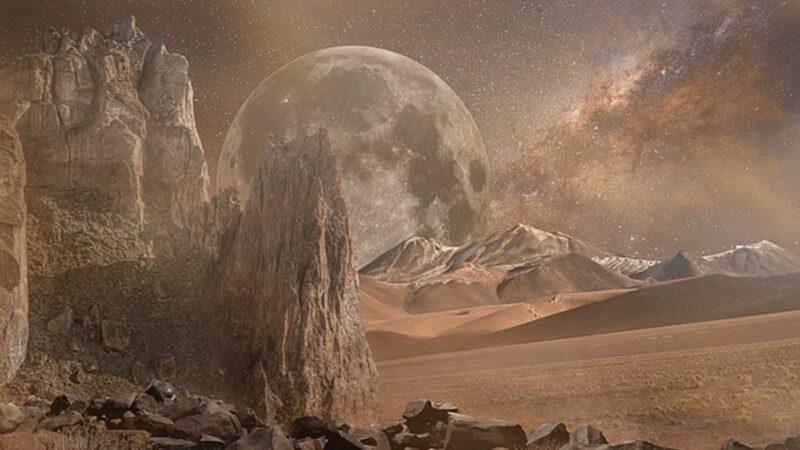 40年前已發現火星生命:有東西將食物吃掉