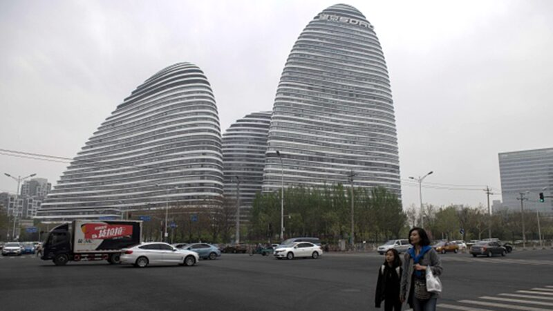 潘石屹要跑?80億美元拋售中國8大辦公樓
