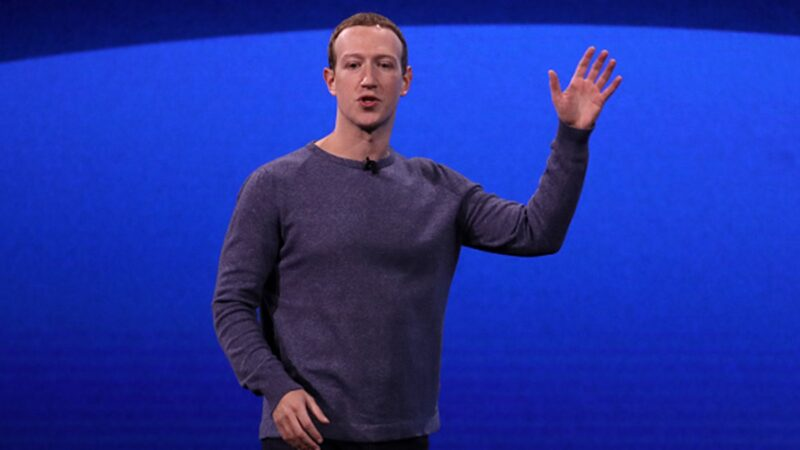 扎克柏格痛批中共審查制度:臉書捍衛言論自由