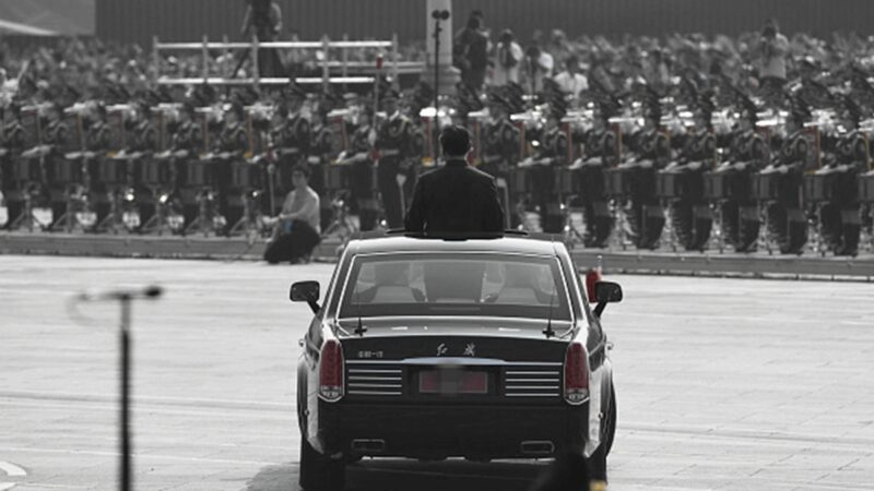 十一閱兵「濺血」 北京圈內人士:中共撐不過幾年