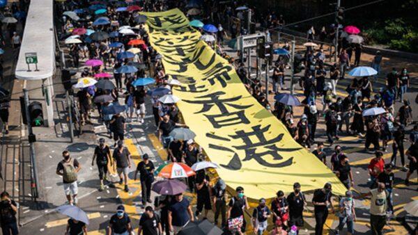 避重就轻?习近平内部讲话曝光:香港症结在经济