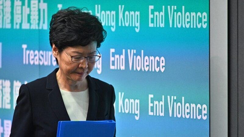 港大律師:林鄭違憲越權 「禁蒙令」違反基本法