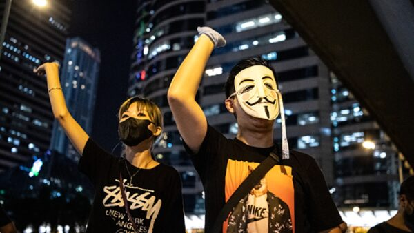 香港緊急法引恐慌:民眾囤積食物 商鋪提早關門