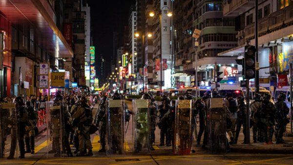 台学者:香港是准战争状态 应帮助成立流亡政府