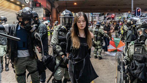 法廣:香港反了 誰逼的?